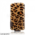 More Safara Classic Fx Collection Leopard Brown for iPhone 4, 4S (AP17-003LPD)