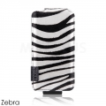 More Safara Classic Fx Collection Zebra Black for iPhone 4, 4S (AP17-003ZEB)