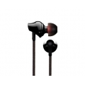 Moshi Keramo Premium In-Ear Headphones Black for iPad, iPhone, iPod (99MO035005)