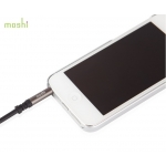 Moshi 3.5 mm Audio Jack Splitter Black (99MO023005)