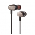 Moshi Mythro Earbuds with Mic and Strap Gunmetal Gray (99MO035241)