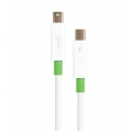 Moshi Thunderbolt Cable White (99MO023123)
