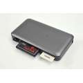 Moshi Cardette Ultra Graphite Card Reader