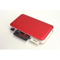 Moshi Cardette Ultra Red Card Reader