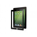 Moshi iVisor XT Screen Protector for iPad 2nd, 3rd, and 4th Generation - Black (99MO020914)