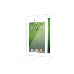 Moshi iVisor XT Screen Protector for iPad 2nd, 3rd, and 4th Generation - White (99MO020915)