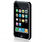 Plastic Case Moshi iGlaze 3G for iPhone 3G/3GS Graphite Black