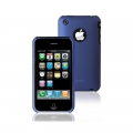 Plastic Case Moshi iGlaze 3G for iPhone 3G/3GS Neon Blue