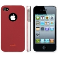 Moshi iGlaze 4 Cranberry Red for iPhone 4, 4S
