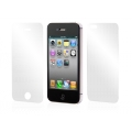 Moshi Ultra Clear Protective Film Set for iPhone 4, 4S