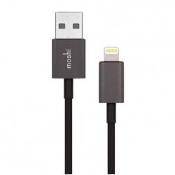 Moshi Lightning to USB Cable Black (1M) (99MO023006)