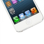 Moshi iVisor AG Screen Protector White/Matte for iPhone 5, 5S, 5C (99MO020922)