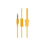 Moshi MoonRock Personal In-Ear Headphones Gold Yellow for iPad/iPhone/iPod