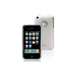 Plastic Case Moshi iGlaze 3G for iPhone 3G/3GS Milk White