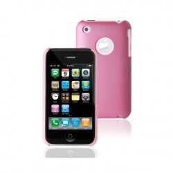 Plastic Case Moshi iGlaze 3G for iPhone 3G/3GS Luscious Pink