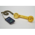 Native Union Pop Phone Retro Handset Gold