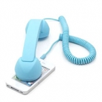 Native Union Pop Phone Retro Handset Sky Blue