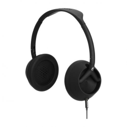 Nixon The Trooper 3-Button Mic Storry Over-Ear Headphones - Matte Black (H018_NX00_1524)