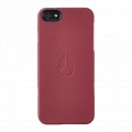 Nixon Matte Jacket for iPhone 5, 5S - Dark Red (C2037_1260-00)
