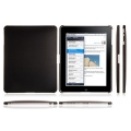 Plastic Case Carbon look for iPad