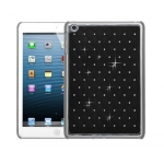 Designer Diamond Cover for iPad Mini - Black
