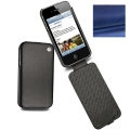 Noreve Housse Cuir Tradition Jean Vintage for iPhone 4, 4S (21103T17)