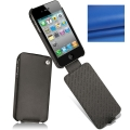 Noreve Housse Сuir Tradition Ocean Blue for iPhone 4 (21103T8)