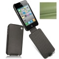 Noreve Housse Сuir Tradition Vert Olive Green for iPhone 4 (21103T12)