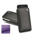 Noreve Housse Cuir Tradition C Lilas Purple for iPhone 4, 4S (21103T13C)