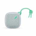 Nude Audio Portable Bluetooth Speaker Move S Light Grey/Mint (PS002MTG)