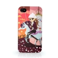 Odoyo Asteria Case Merry Go Around for iPhone 4, 4S (PH-AC10MG)