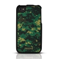 Odoyo Digi Camo Case Woodland for iPhone 4, 4S (PH315WD)