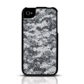 Odoyo Digi Camo Case Iceberg for iPhone 4, 4S (PH315BG)