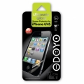 Odoyo Screen Protector Ultimate Glossy for iPhone 4, 4S (PH-SP10UC)