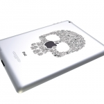Ozaki iCoat Relief Skletor for iPad, iPad 2 (IC830SK)