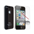 Ozaki iCoat Anti-finger and Glare+ Screen Protector for iPhone 4, 4S (IC857)