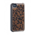 Ozaki iCoat Extinction Amur Leopard for iPhone 4, 4S (IC865AL)