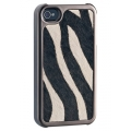 Ozaki iCoat Extinction Mountain Zebra for iPhone 4, 4S (IC865MZ)