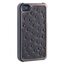 Ozaki iCoat Extinction Arabian Ostrich A for iPhone 4, 4S (IC865AOA)