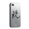 Ozaki iCoat Good Life Black/Steel Play for iPhone 4, 4S (IC862BPL)
