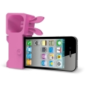 Ozaki O! Music Zoo Rabbit Pink for iPhone 4, 4S (OM926RB)