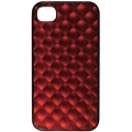 Ozaki iCoat Square Colorful Red for iPhone 4, 4S (IC842SRD)
