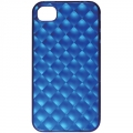 Ozaki iCoat Square Colorful Blue for iPhone 4, 4S (IC842SBL)