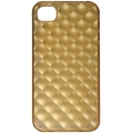 Ozaki iCoat Square Colorful Gold for iPhone 4, 4S (IC842SGD)