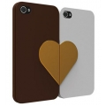 Ozaki iCoat Lover Sweet Heart for iPhone 4, 4S (IC882SH)