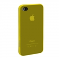 Ozaki iCoat 0.4 Yellow for iPhone 4, 4S (IC844YL)