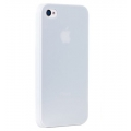 Ozaki iCoat 0.4 White for iPhone 4, 4S (IC844WH)