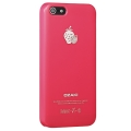 Ozaki O!coat Fruit Strawberry for iPhone 5, 5S (OC537ST)
