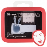 Ozaki O!music Zoo Rabbit Blue (OM936RA)