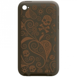 Ozaki iCoat Silicone Brown for iPod Touch 4G (IC872BR)